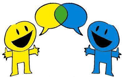 persone in dialogo